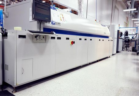 Heller 1813 15 Zone Reflow Ovens Qty 5