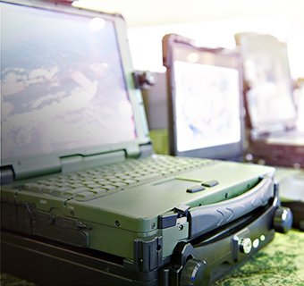 Defense Military Laptop for