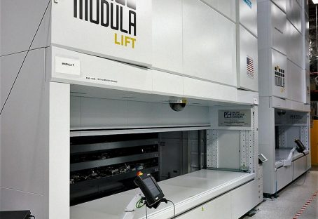 Modula Storage Systems Qty 3