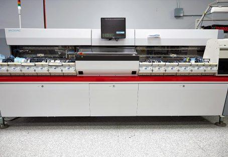 Mycronics My300-DX17 Quick-turn Prototyping SMT Line