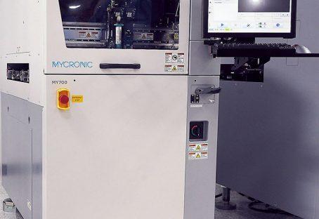 Mycronics My700 Jet Printer