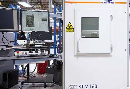 Nikon Xtek XTV160 X-Ray 3-D