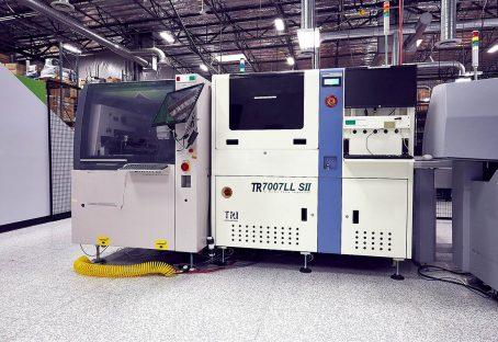 TRI 3-D Solderpaste Inspection