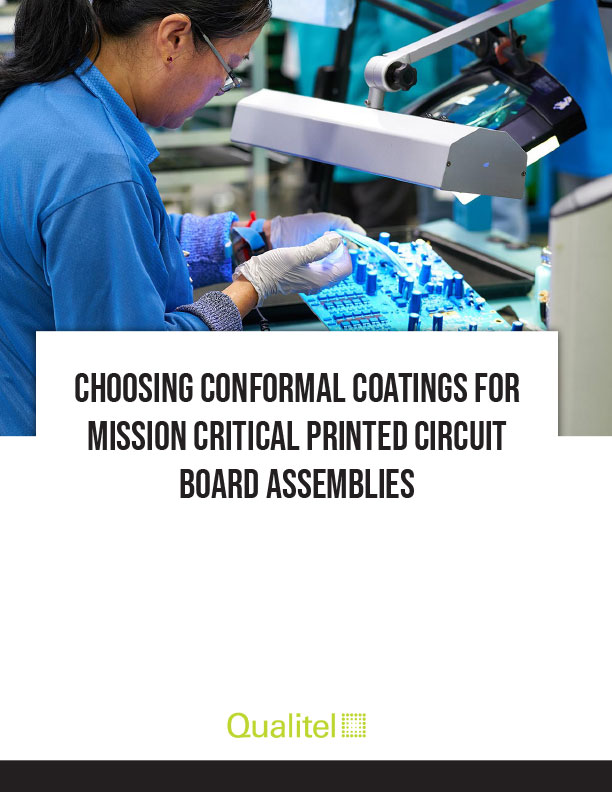Free Whitepaper: Choosing Conformal Coatings to Protect Your PCBA