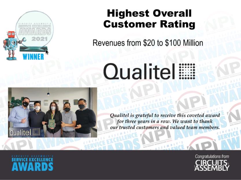 Qualitel-Circuit-Assembly-Award